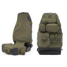 Seat covers that finally appeal to me, this would be great for the truck so I can keep all my shit together for when we go camping or 4x4ing
