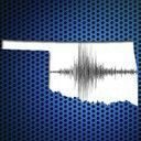 @JFBROYLES  #earthquake #Crescent Oklahoma. Kind of strong. Lasted longer than usual. My guess is 3.5 to 3.7. Haven't felt 1 in a long time. Scared dog.