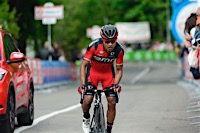 Giro d'Italia 2016 Stage 10: Darwin Atapuma 3rd