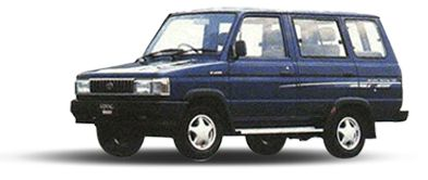 Toyota Kijang 3rd Generation