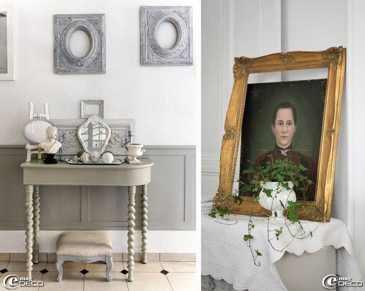 les 62 meilleures images du tableau meubles d 39 inspiration classique sur pinterest chambres. Black Bedroom Furniture Sets. Home Design Ideas