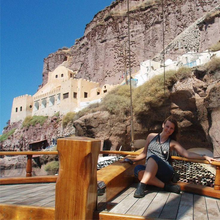 Santorini | Caldera | Sailing