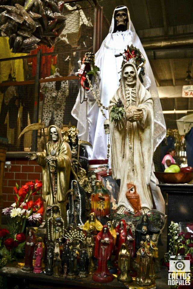 Altar dela Santa Muerte