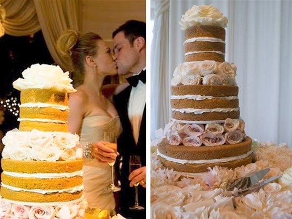 18 best Bolos Casamento Naked Cake images on Pinterest | Conch ...