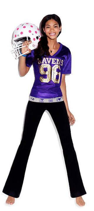 Chick 101-Football for Girls: Victoria's Secret NFL Gear-Full line