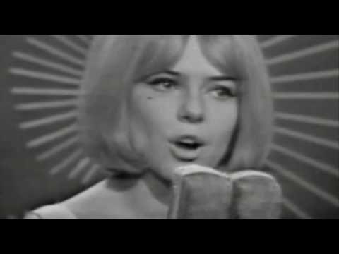 France Gall - Poupée de cire, poupée de son - Eurovision 1965 - Luxembou...