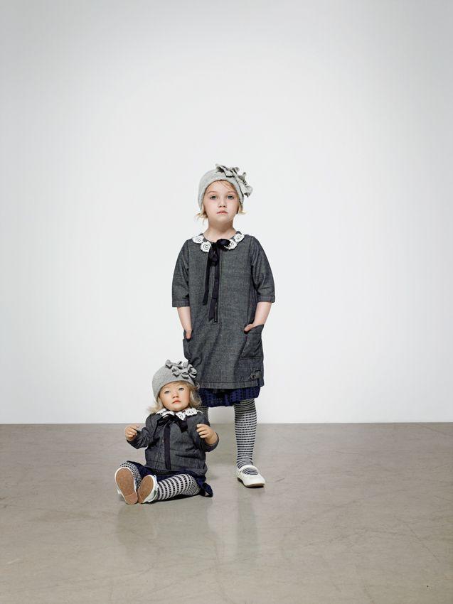 Achim Lippoth for Kid's Wear Magazine Vol. 31 by EW agency , via Behance