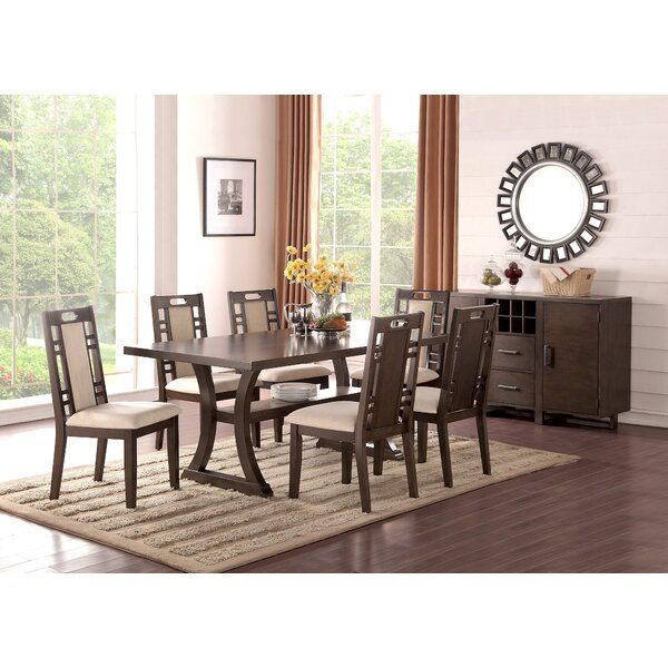 You Ll Love The Stephens 7 Piece Dining Set At Wayfair Great Deals On All Furniture Products With Free Shipping Dining Room Sets Dining Room Decor Dining Set