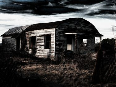 "Saatchi Online Artist Laurent de Posson; Photography, ""The Shack"" #art"