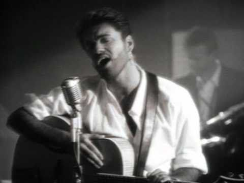 People... you can never change the way they feel. >>  George Michael - Kissing A Fool (2010 Remastered Version)