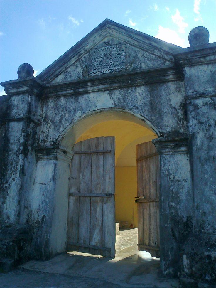 Duurstede Fortress - Saparua Island - Moluccas