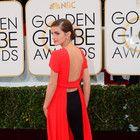 A atriz faz tanto sucesso no cinema como entre os críticos de moda