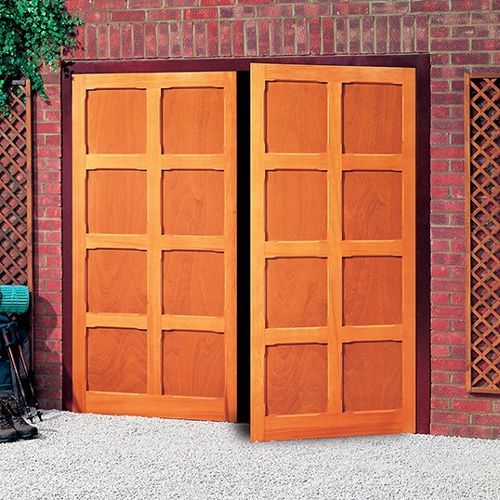 Cardale Heritage Malvern & 19 best Side Hinged Garage Doors images on Pinterest   Side hinged ... Pezcame.Com