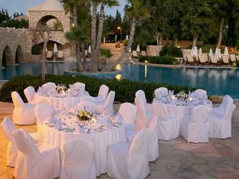 Luxury Wedding Venues for your dream wedding in Cyprus @ Le Meridien Limassol Spa & Resort.