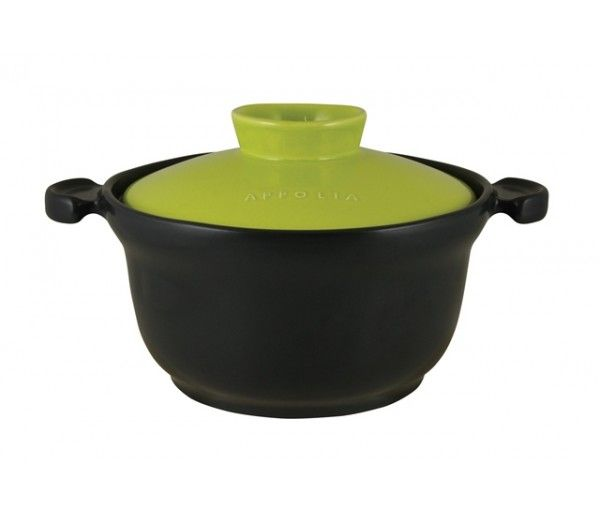 Round #casserole 5L    | Appolia Cookware products | Ecological   #cookworld #cookware #ecological #appolia