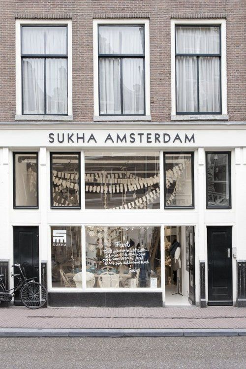 sukha amsterdam photography spaces storefront beautiful design and details in the architecture and