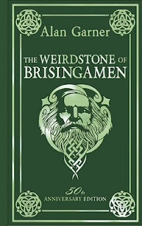 "Alan Garner ""The Weirdstone ot Brisingamen"": I love this book. I think it is the perfect introduction to fantasy."