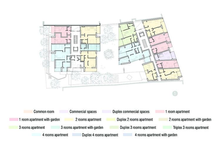 Galería de Edificios de Departamentos Dogarilor / ADN Birou de Arhitectura - 23