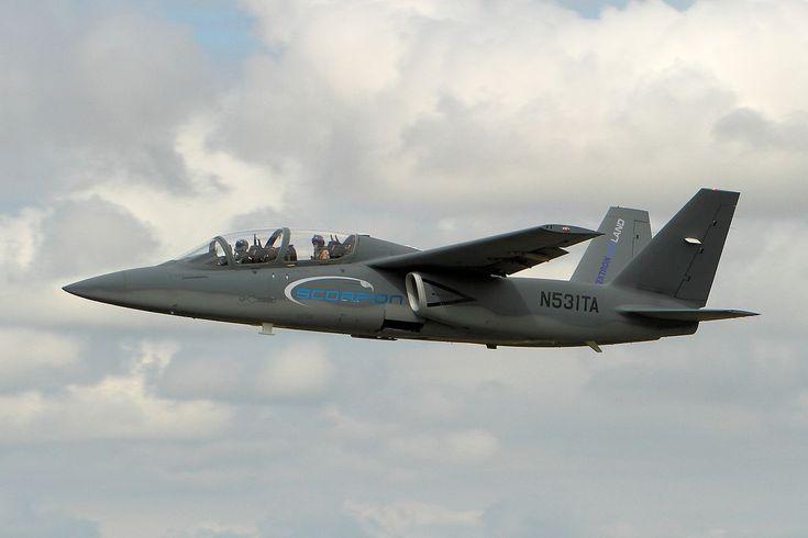 Textron AirLand Scorpion - Wikipedia