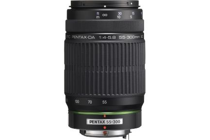SMC DA 55-300mm F4-5.8 ED