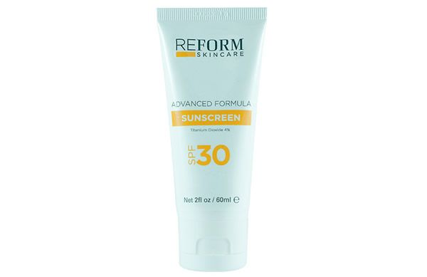 Keep the skin protected from sun damage and premature ageing with the new Reform Skin Advanced Formula SPF 30.