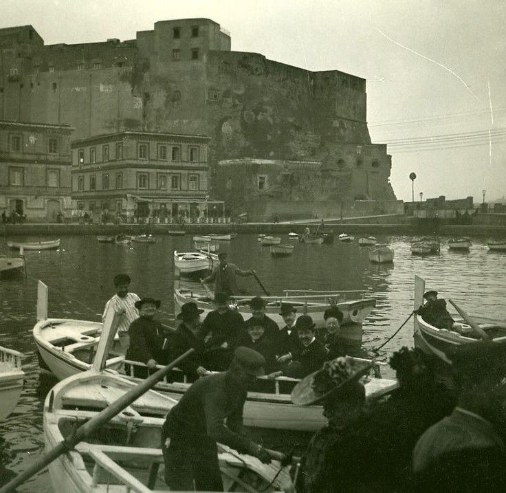 Italy Naples Napoli 1910