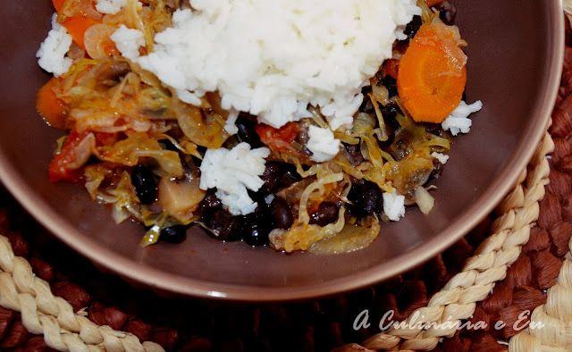 A Culinária e Eu ...: Feijoada Vegetariana