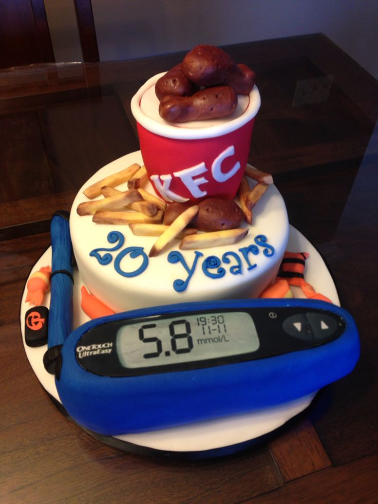 Dam Construction Birthday Cake
