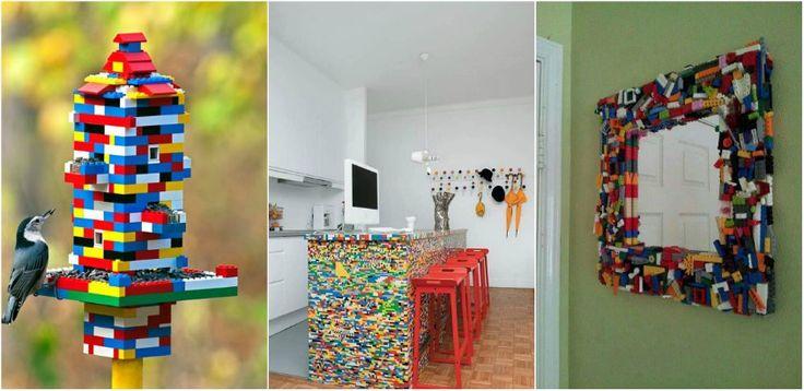 Proiecte DIY uimitoare realizate din piese de Lego - http://ideipentrucasa.ro/proiecte-diy-uimitoare-realizate-din-piese-de-lego/