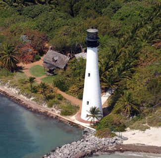 Cape Florida lighthouse - great day trip with my friend Helen while our hubbies were in meetings.