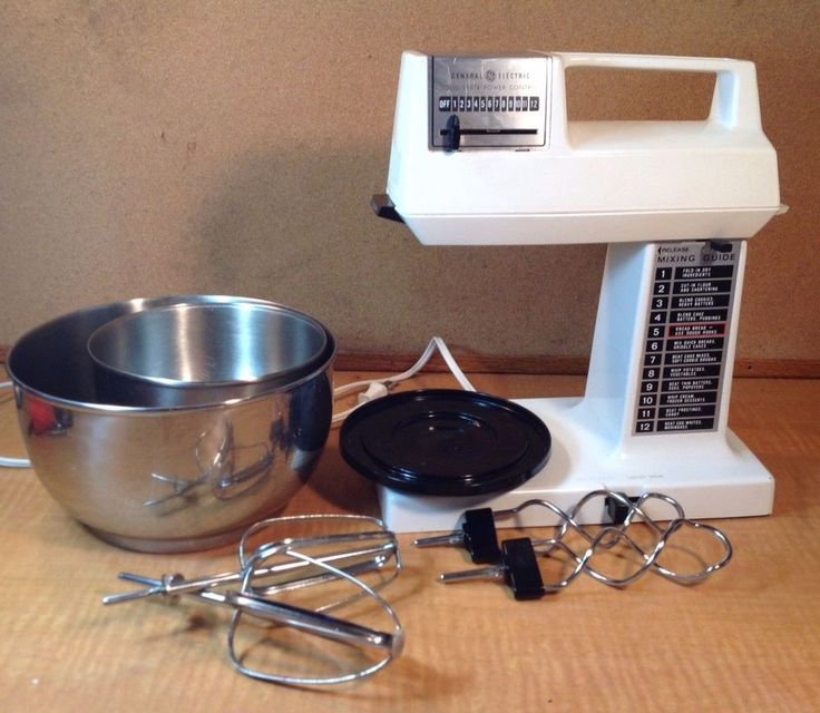 Best 25 general electric ideas on pinterest vintage for Antique general electric mixer
