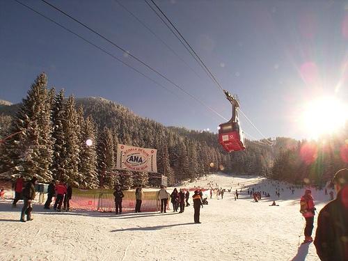 Poiana Brasov ski resort