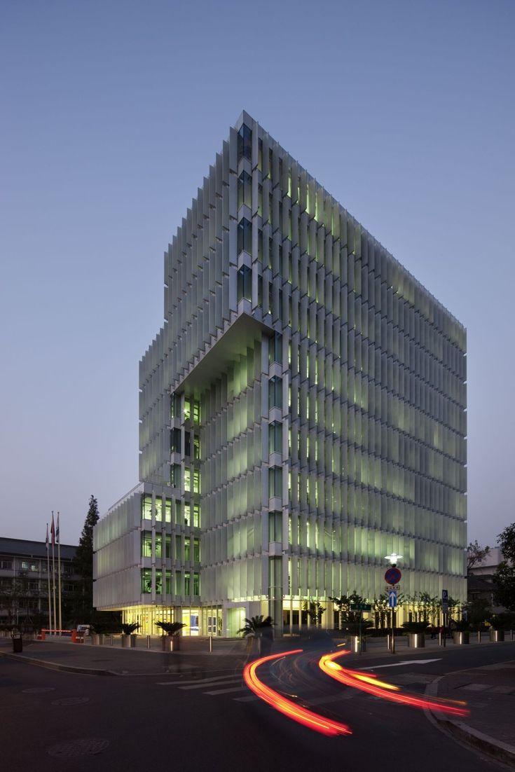 Gallery - Headquarters of Zhejiang Wuchan Group / gmp architekten - 1