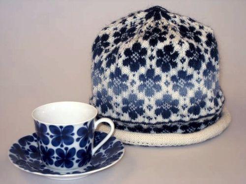 New blog @ http://borntoknitblog.blogspot.com/ Britta Hat is on Ravelry also