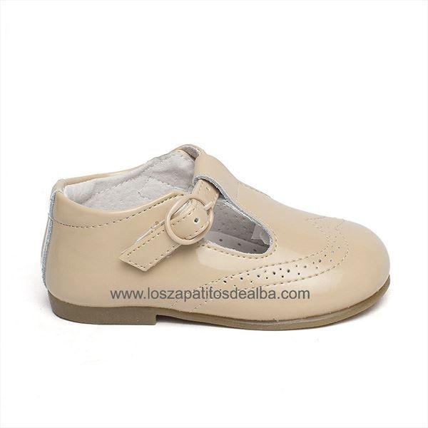 Zapatos Niño Pepito de vestir arena modelo Angel