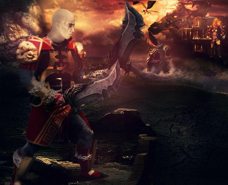 122 Best Kratos Mortal Kombat Images On Pinterest – Desenhos Para