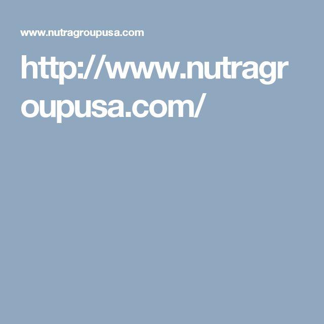 http://www.nutragroupusa.com/