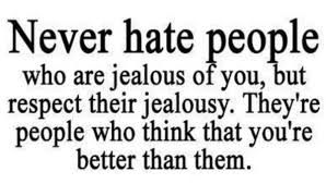Image result for Jealous people quotes