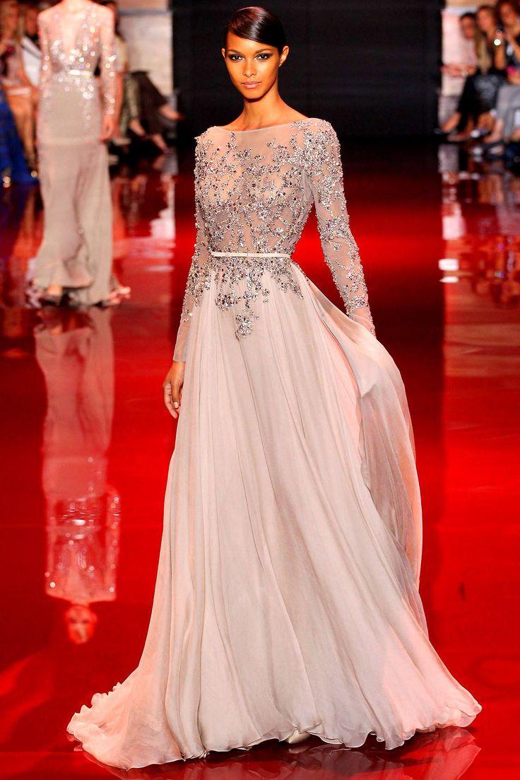 Mejores 552 imágenes de Dresses en Pinterest | Vestido elegante ...