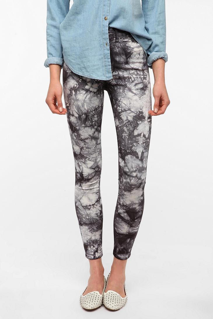 BDG Twig High-Rise Jean - Fractal Dye  #UrbanOutfitters