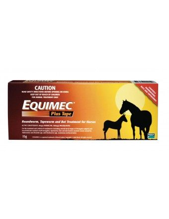 Equimec Plus Wormer Tape