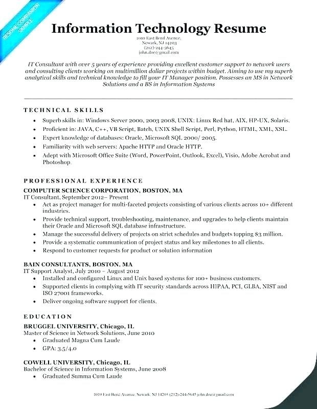 Tips On Writing Resume For A Resumes And Cover Letters