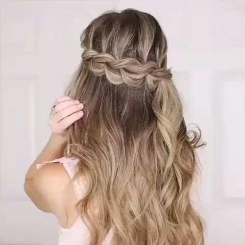 Quick And Easy Hair Tutorials!
