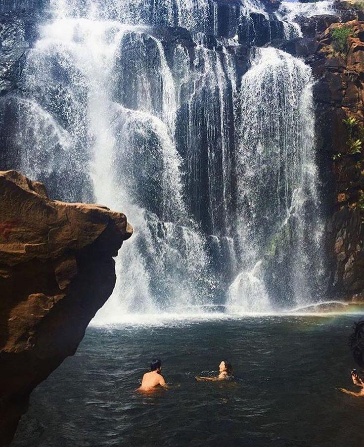 McKenzie Falls, Grampians, Victoria #escapesnaps Picture: @nataliemirandaa / Instagram