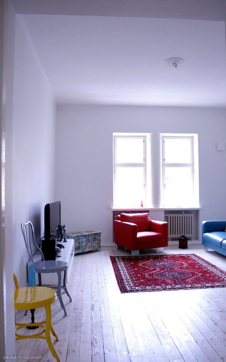 Myytävät asunnot, Tarkk'ampujankatu 16, Helsinki #oikotieasunnot #Helsinki