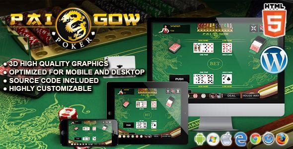 nice Pai Gow Poker - HTML5 Casino Game (Games)