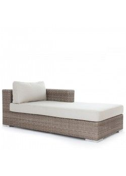 Torino Chaise Right | Singapore outdoor furniture | Pinterest | Outdoor lounge  sc 1 st  Pinterest : chaise lounge singapore - Sectionals, Sofas & Couches