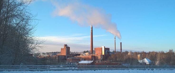 Nokia City Finland