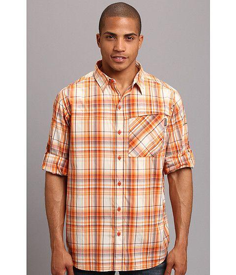 Columbia Insect Blocker™ Plaid L/S Shirt