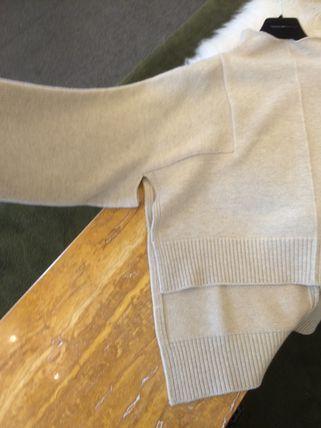 CELINE ニット・セーター 【CELINE】 新作16/17AW 人気セーター(ホワイト/ グレー)(3)